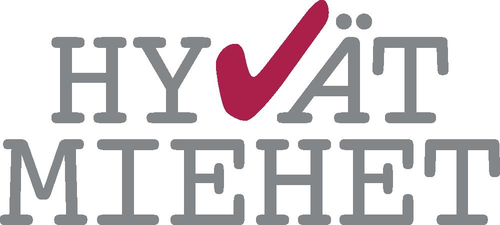 HYVÄT MIEHET -logo