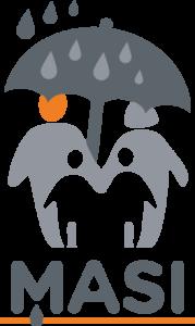 Kuvassa MASI-logo