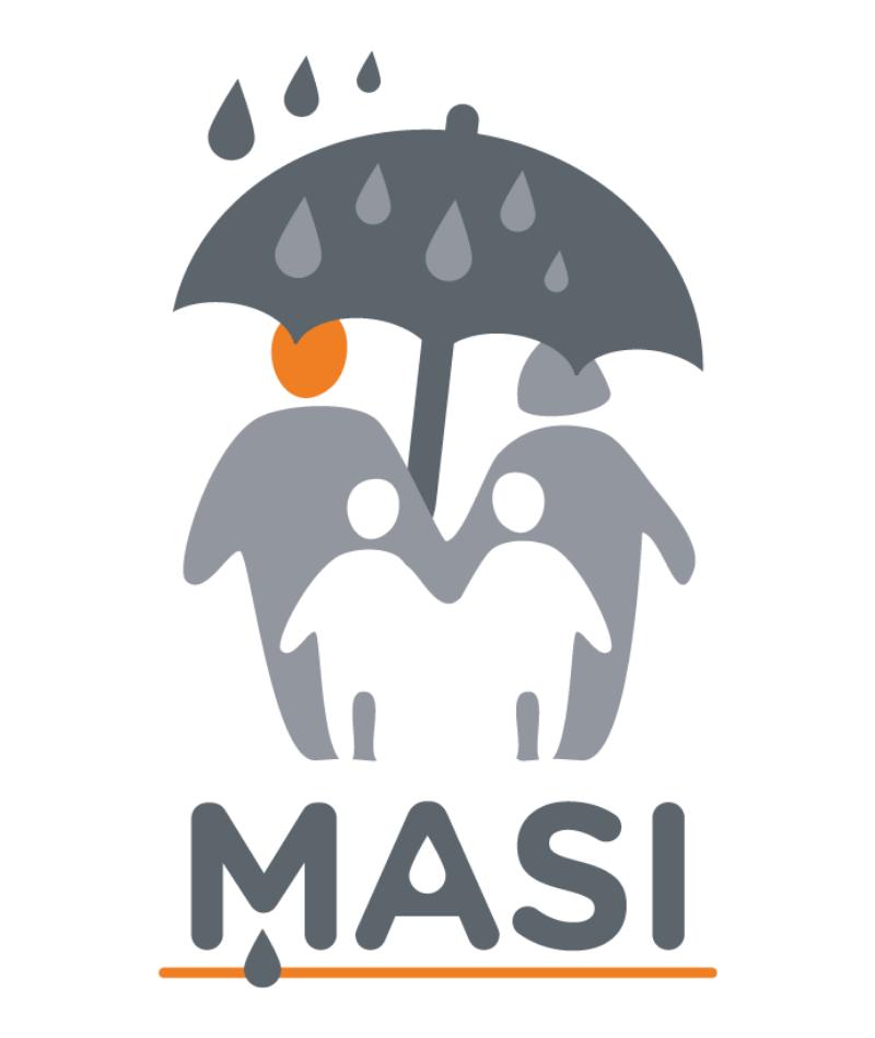 Kuvassa MASI-logo.